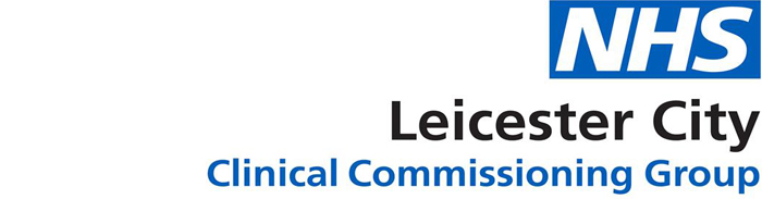 Leicester City Clinical Commissioning Group